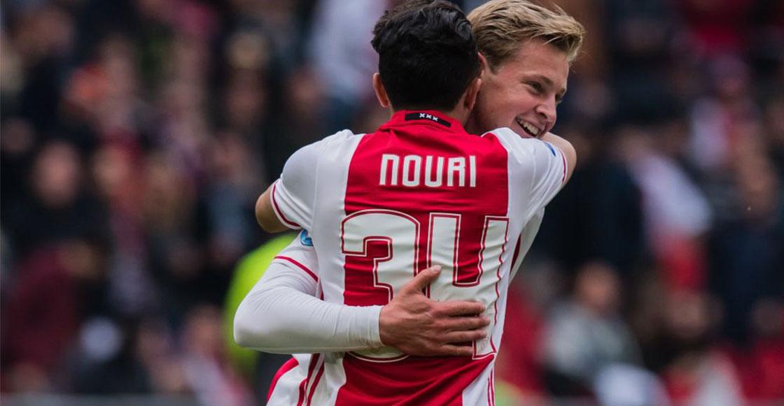 La emotiva anécdota de Frenkie De Jong con Abdelhak Nouri tras despertar del coma