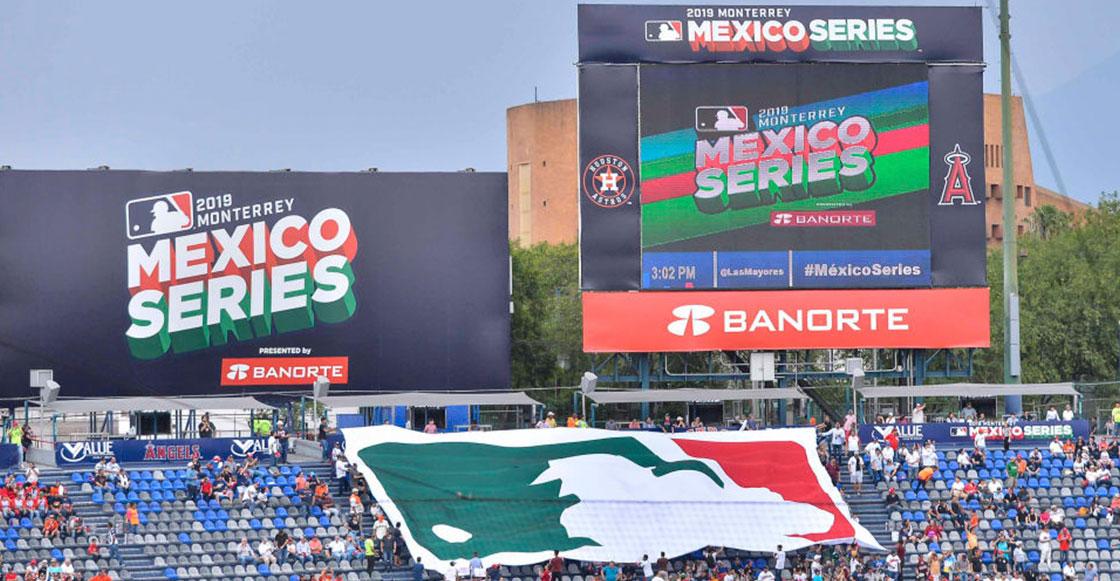 MLB buscaría regresar a México para 2021, las pláticas se encuentran detenidas por la contingencia sanitaria