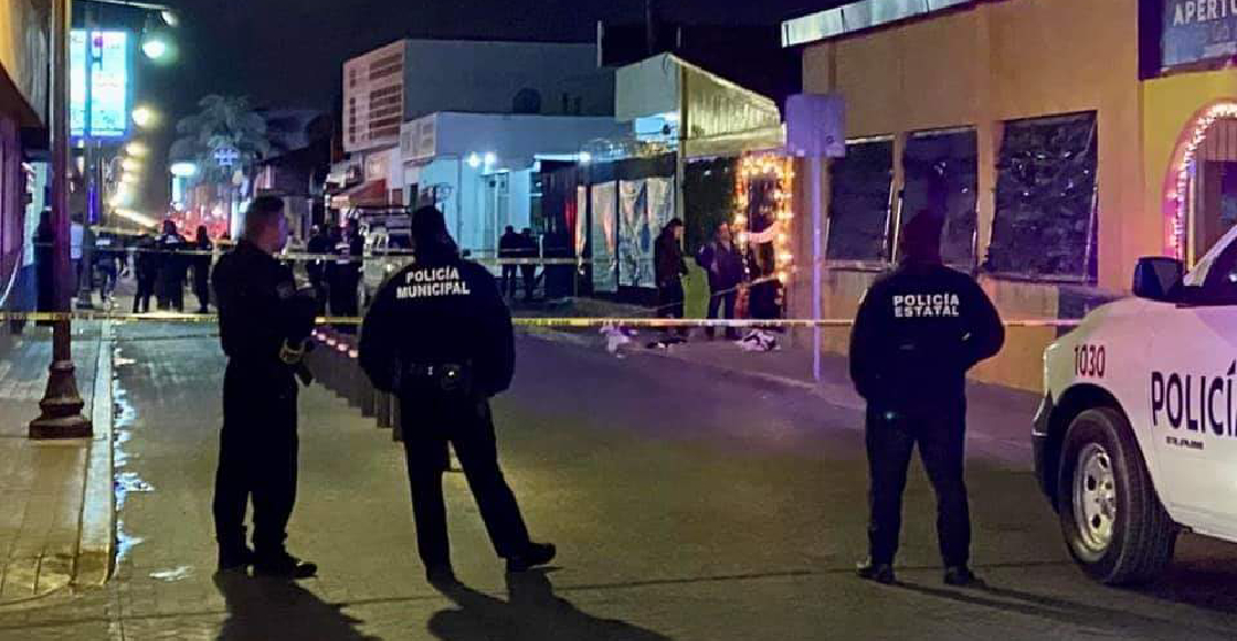 Balacera en zona de bares de San Andrés Cholula deja tres heridos