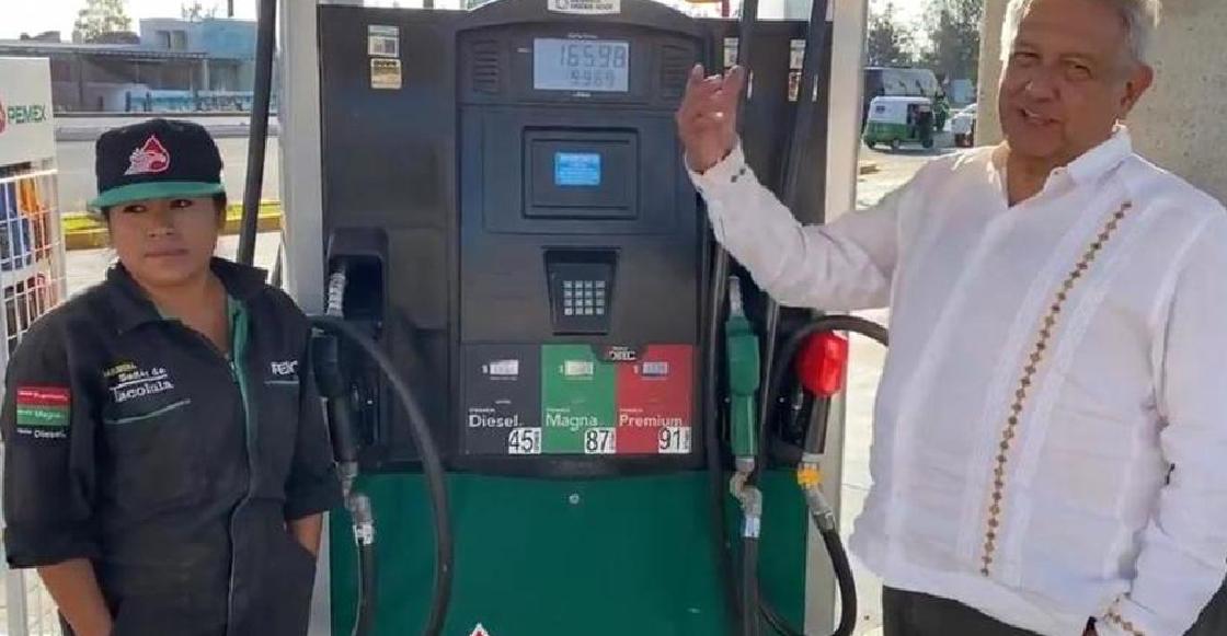 El presidente miente ante la baja de combustibles: PRD