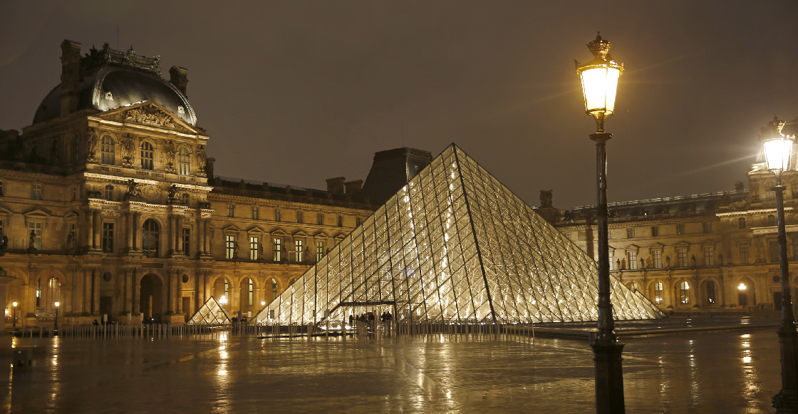Como precaución frente al coronavirus, Museo de Louvre cerró sus puertas