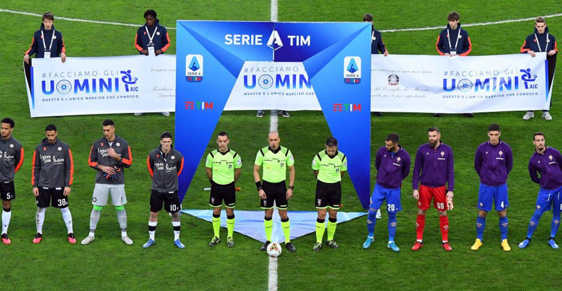"""Presidente de la Fiorentina ve """"una gran probabilidad"""" de que ya no se juegue la Serie A"""