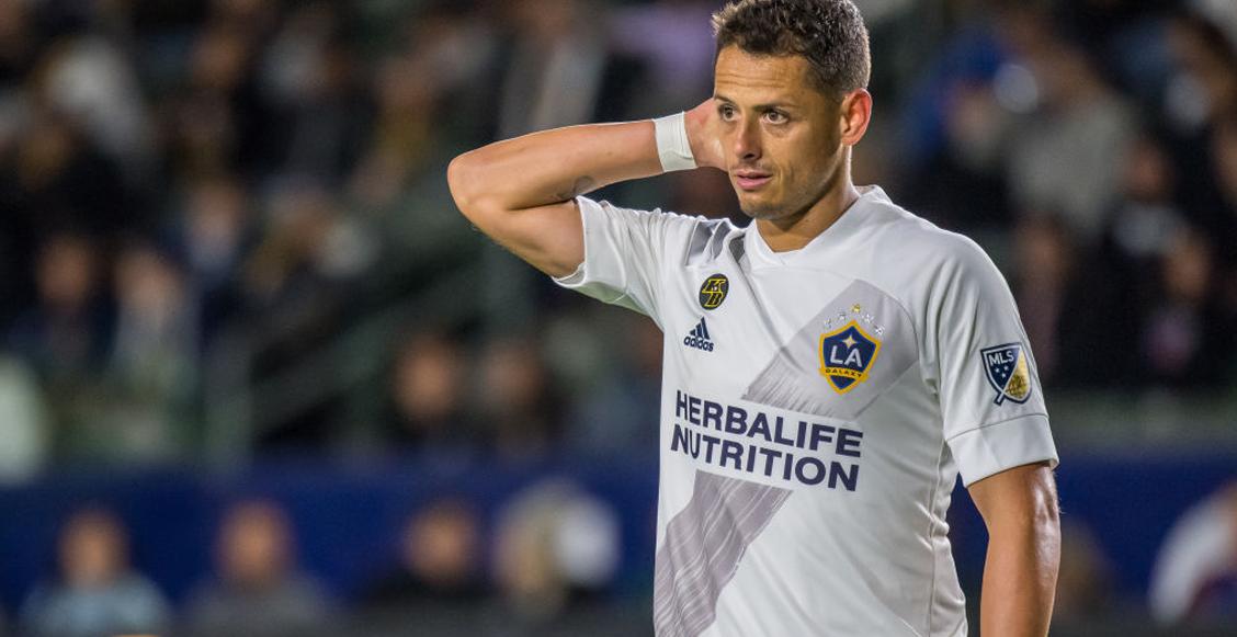 Chicharito Hernández asegura que no pasa su mejor momento y se compromete a mejorar su rendimiento
