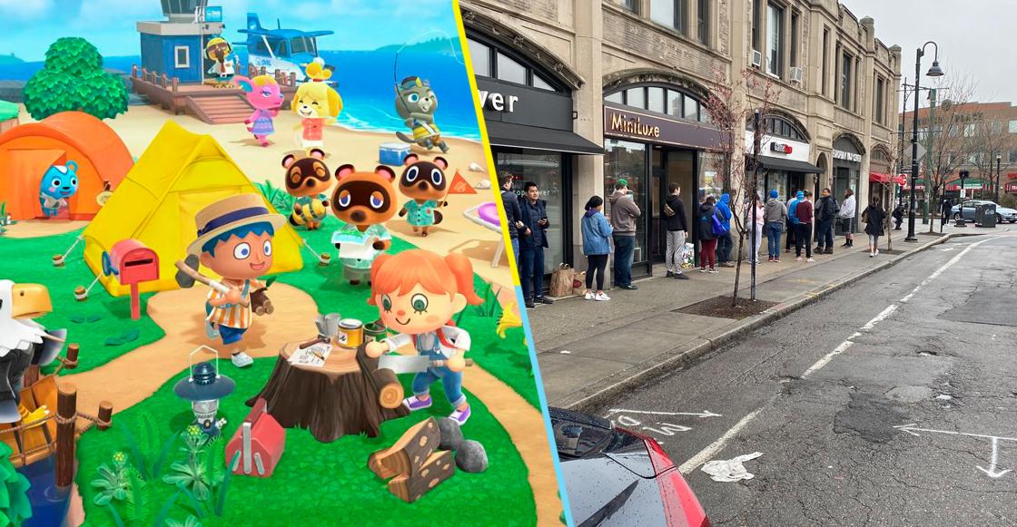 GameStop abrirá sus puertas para la llegada de 'Animal Crossing' porque es 'esencial'