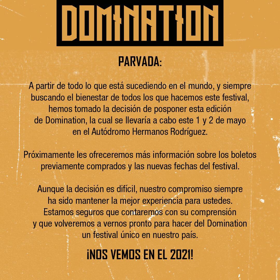 comunicado-domination-2020