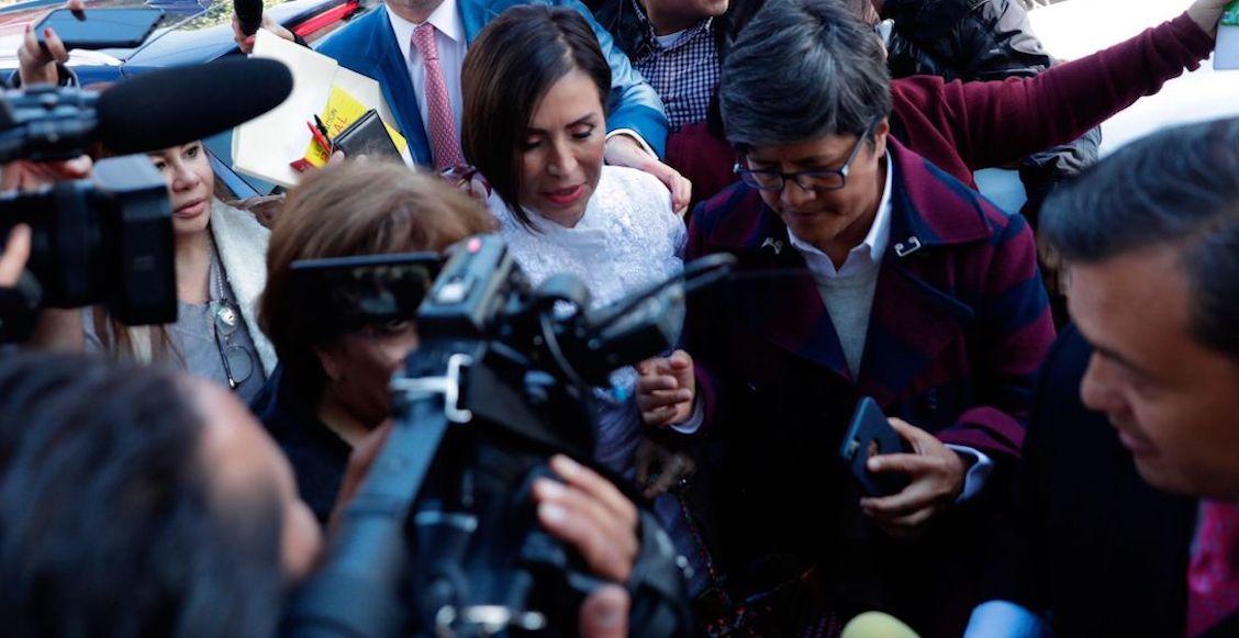 Rosario-robles-juicio-politico-camara-diputados