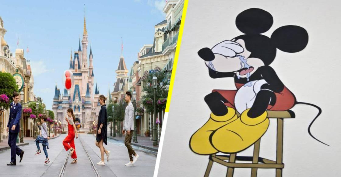 Disney también cierra sus parques temáticos en Florida y París