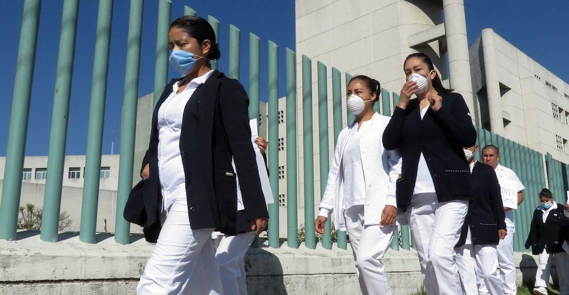enfermeras-discriminacion-conapred-coronavirus