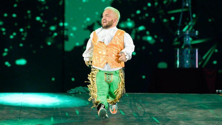 Los dos 'rivales' de Kemonito en la WWE que quizá no conociste