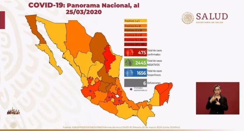 mapa-coronavirus-secretaria-salud-25-marzo