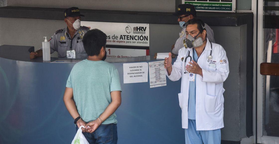 medicos-discrimacion-conapred-coronavirus