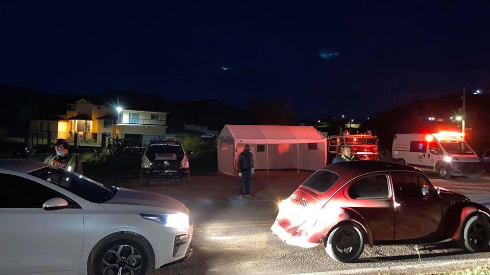 Declaran toque de queda en dos municipios de Sonora por coronavirus