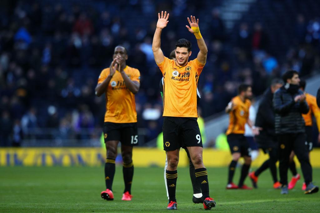 ¿Quién es Salah y Mané?: Wolves buscaría juntar a James Rodríguez con Raúl Jiménez
