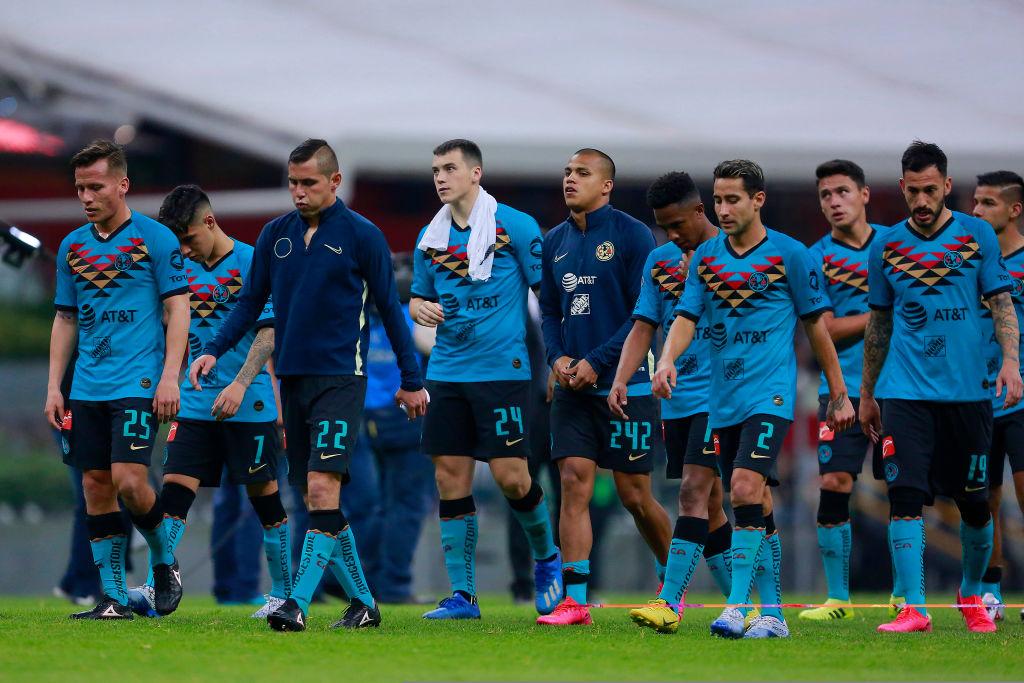 'Piojo' Herrera defendió a Bruno y Cáceres por sus expulsiones ante Necaxa