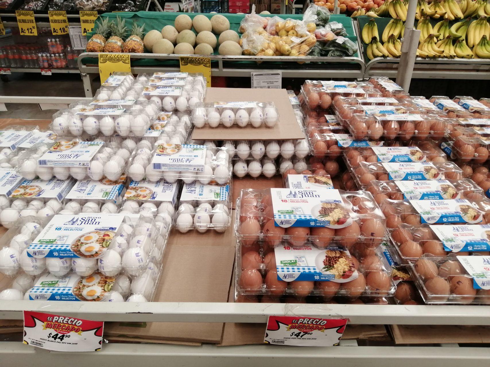 Les cayó la voladora: Profeco pide a empresas explicar el aumento en precios de tortilla y huevo