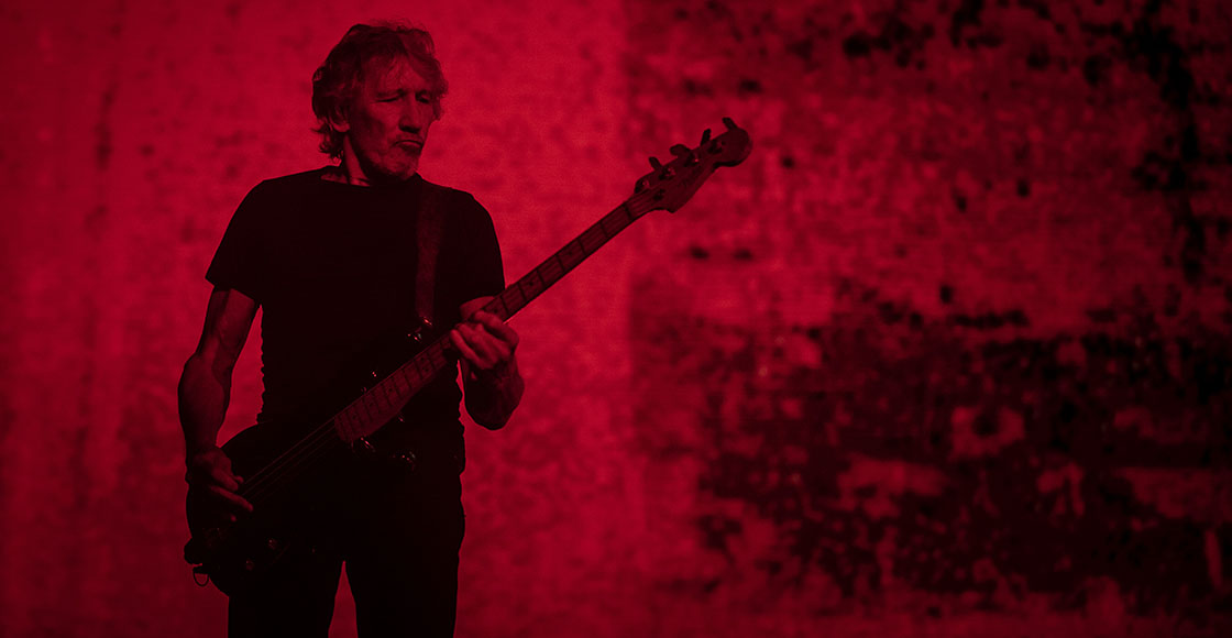 Roger Waters grabó