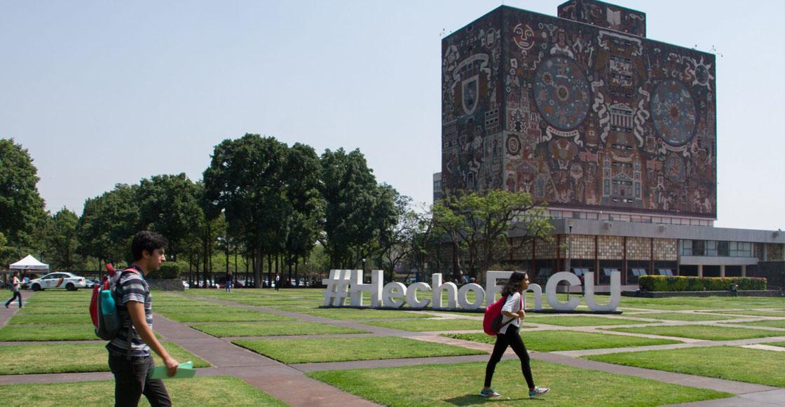 UNAM campus universitario