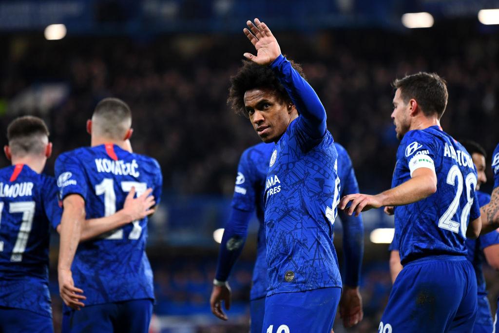 ¿Y las manos? El OSOTE de Adrián en la FA Cup que terminó en gol del Chelsea