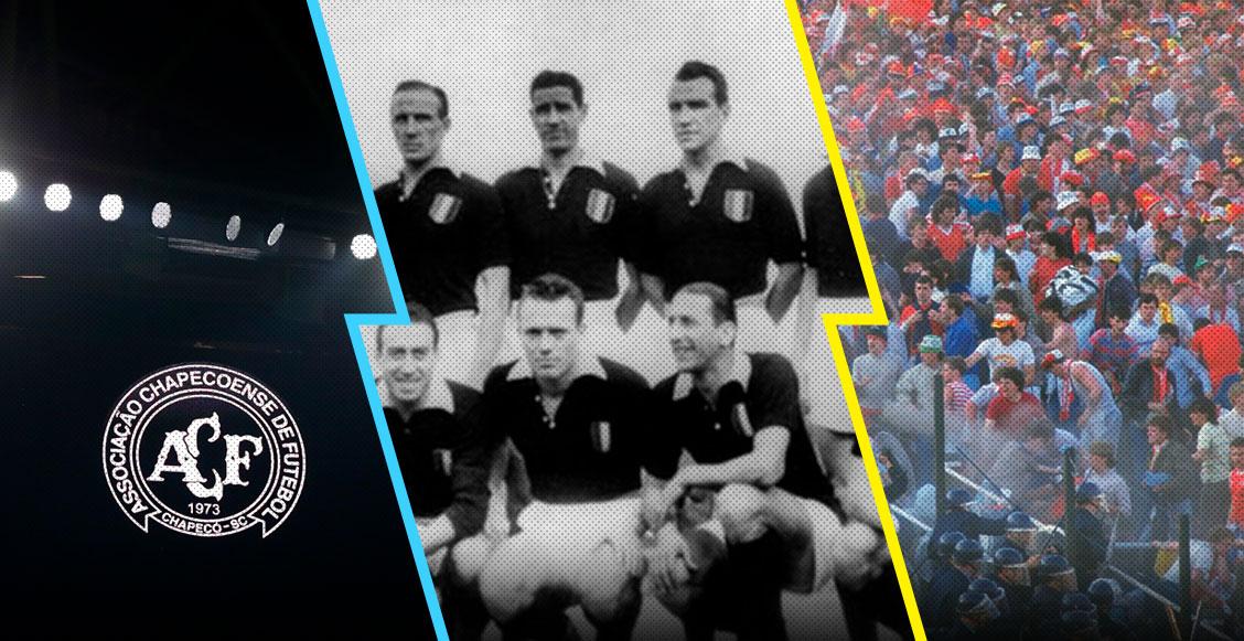 10 tragedias que golpearon al futbol y conmocionaron al mundo