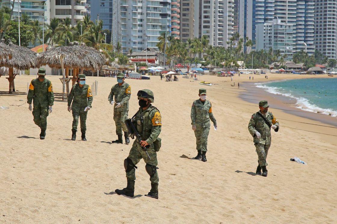 Acapulco-playas-limpias-coronavirus-guerrero