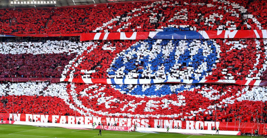Aficionados del Bayern Múnich piden en una carta que no se reanude la Bundesliga