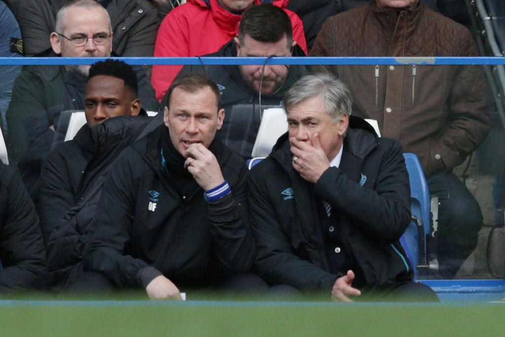 Ancelotti ya habría pedido al 'Chucky' Lozano junto a Allan Marques para el Everton