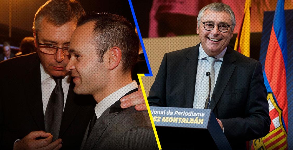 Nadal, Ramos, Bartomeu, Liverpool: Así reaccionó el mundo del deporte a la muerte de Michael Robinson