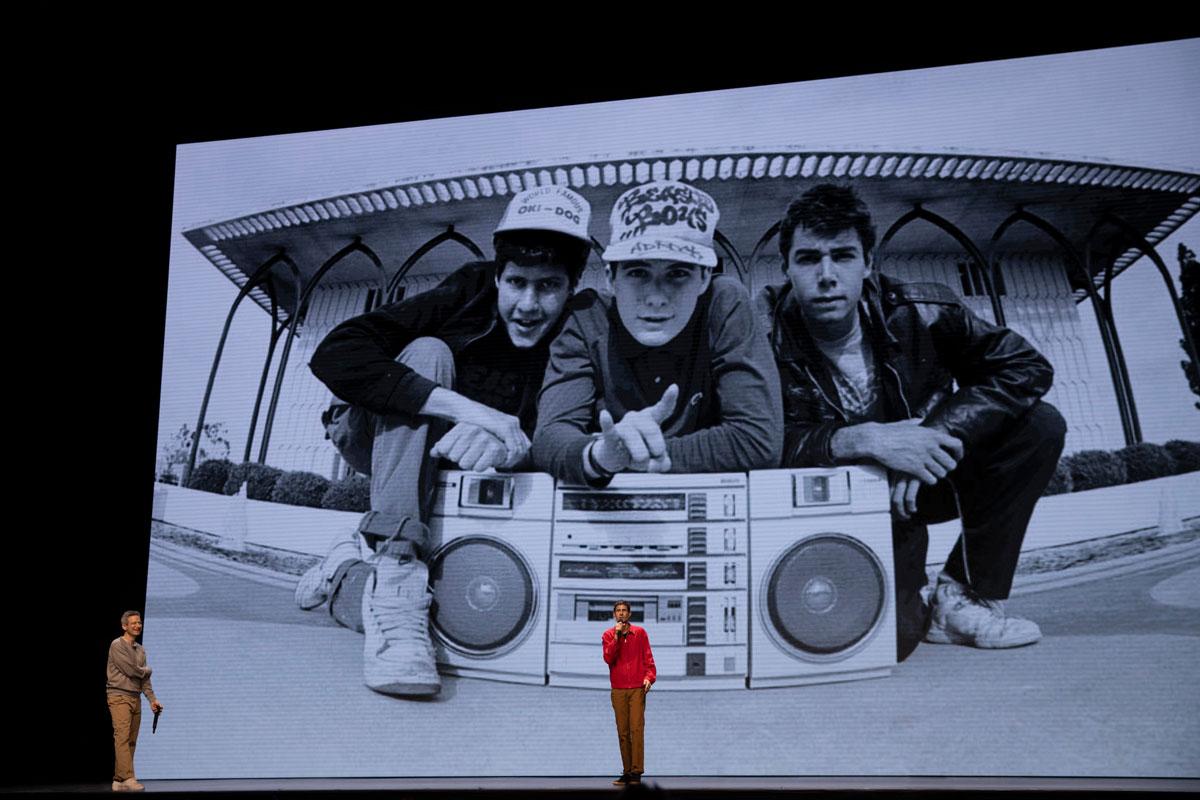 Como ver el documental de los Beastie Boys Story