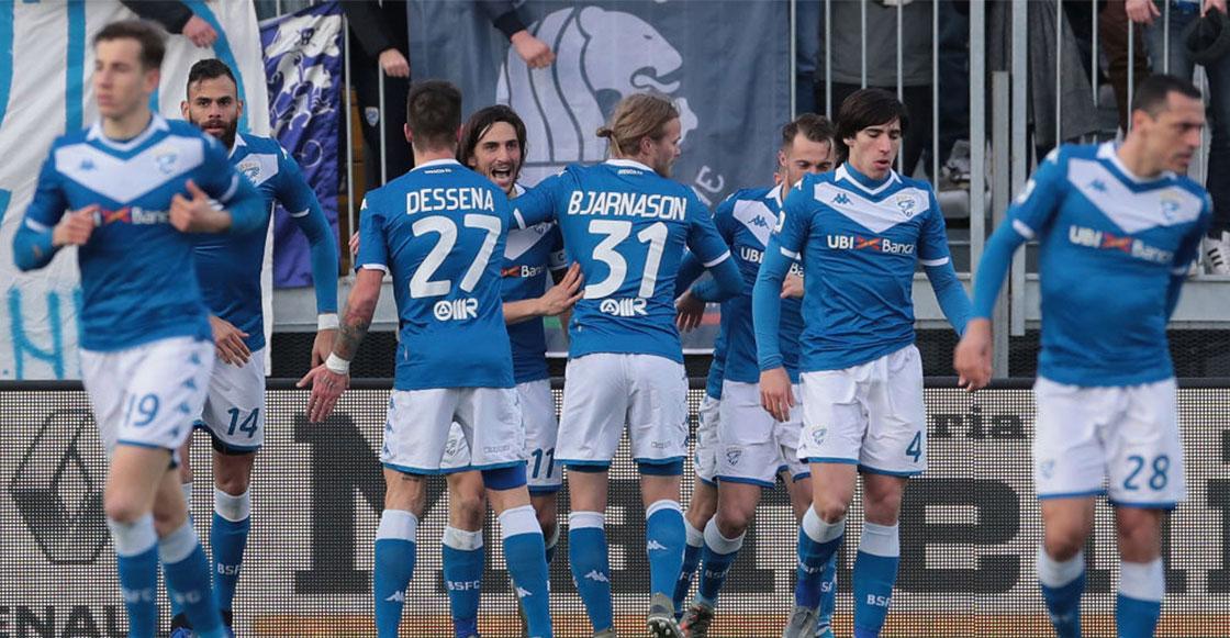 Brescia se retirará de la Serie A si la reanudan