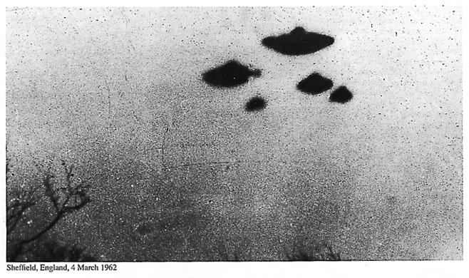 La CIA libera investigaciones sobre OVNIS para que te quedes en casa