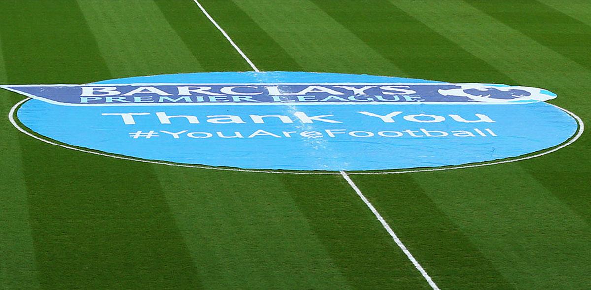 La Premier League se jugarían sin afición hasta 2021