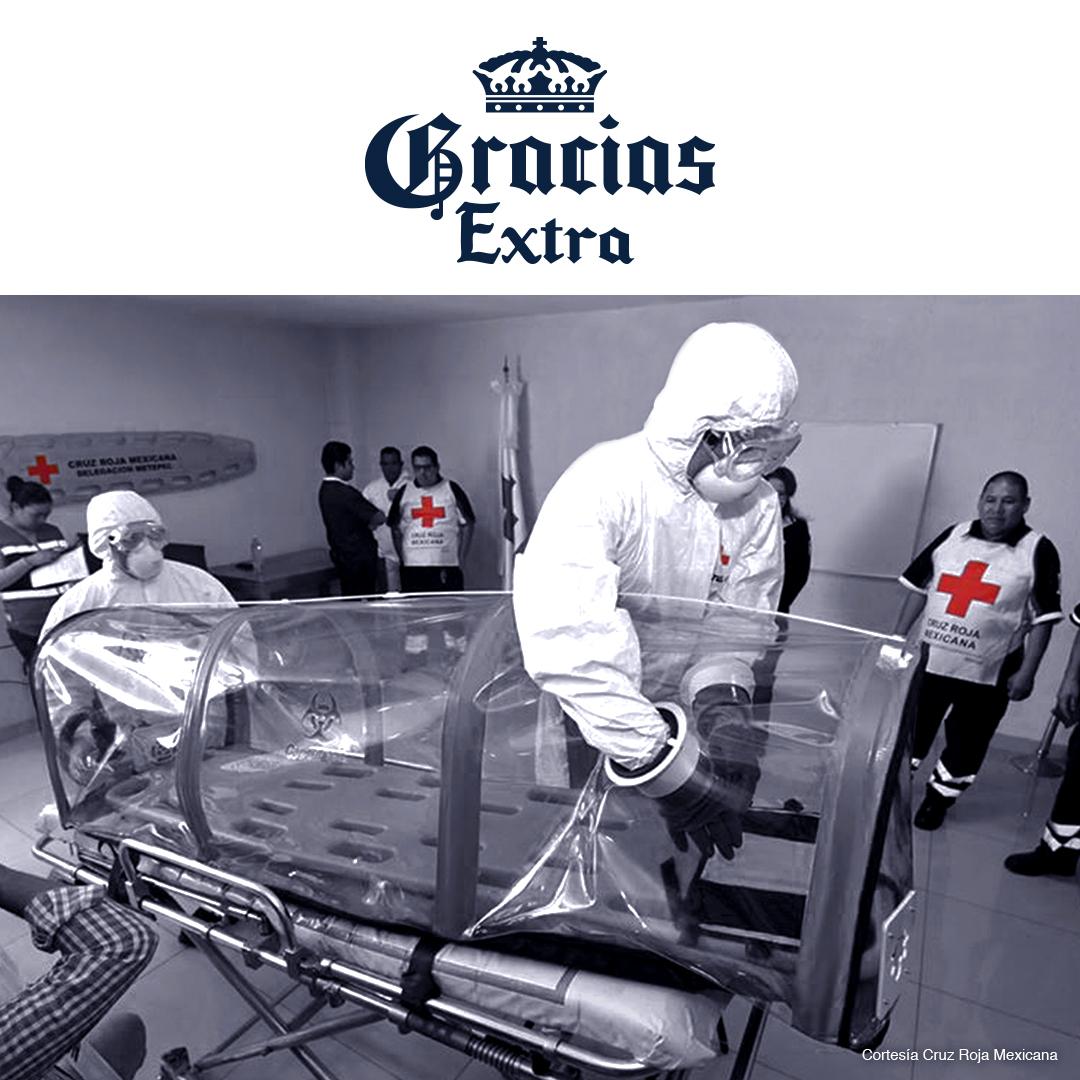Grupo Modelo Corona Gracias Extra 01