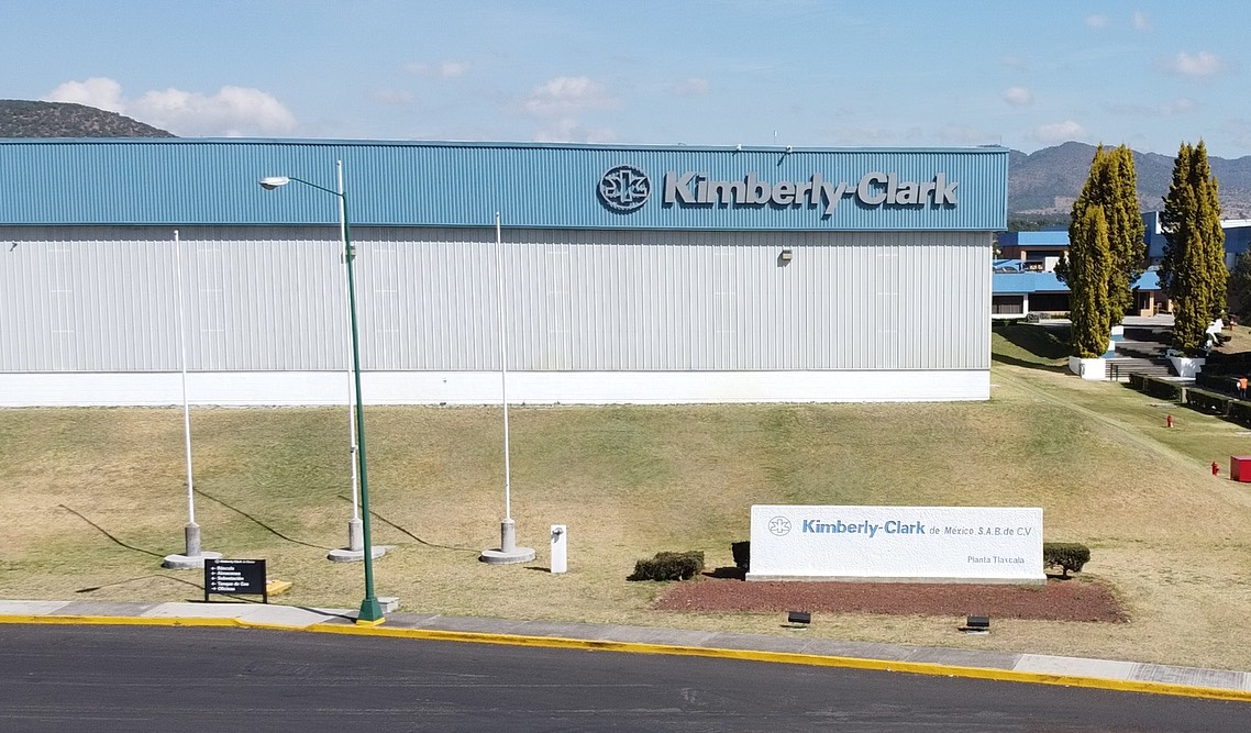 Kimberly-Clark De México Entrelazando México pymo donaciones 01