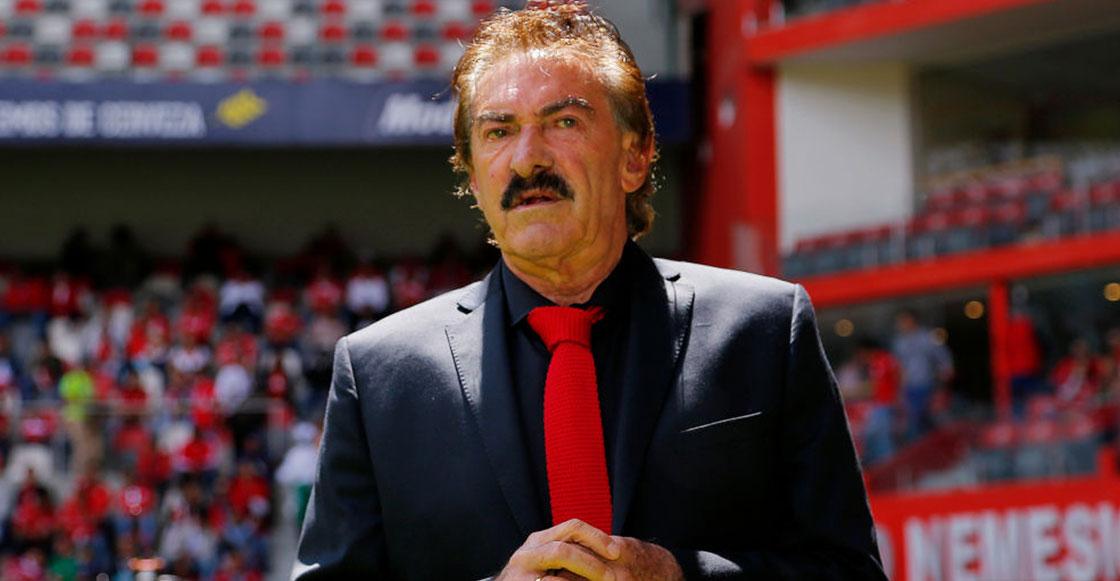 Los 5 momentos que marcaron la carrera de Ricardo La Volpe como entrenador