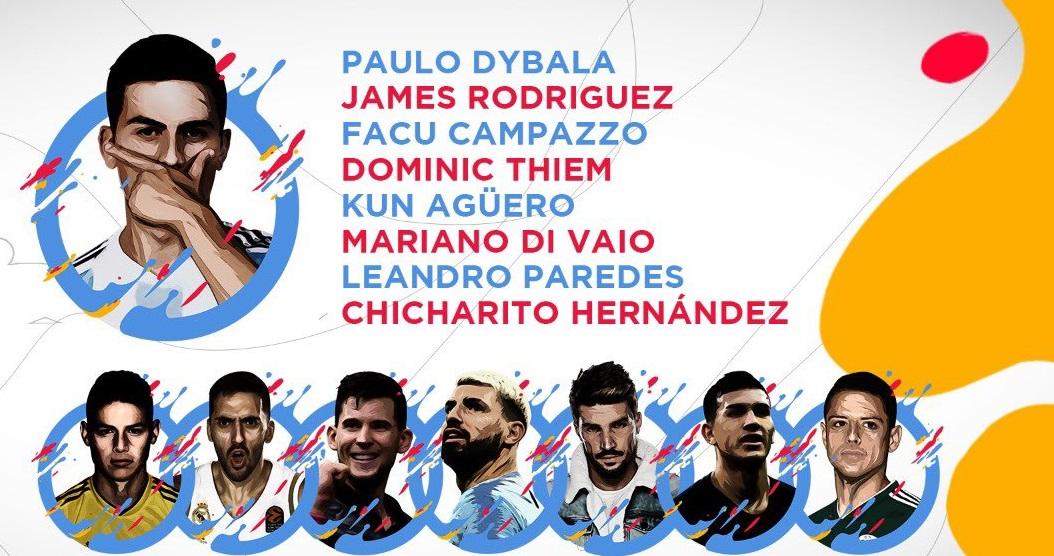 Champlay: El torneo de FIFA 20 en el que jugarán 'Chicharito', 'Kun', Dybala y otros para apoyar a la Cruz Roja