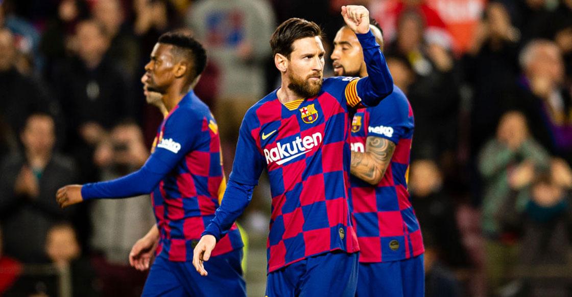 Messi y dos más: Los únicos 3 intransferibles del Barcelona por el coronavirus