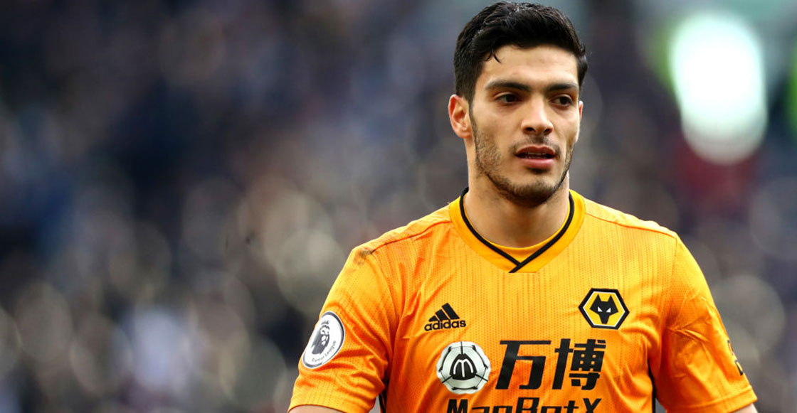 Mourinho y el Tottenham se llevarían a Raúl Jiménez como reemplazo de Harry Kane