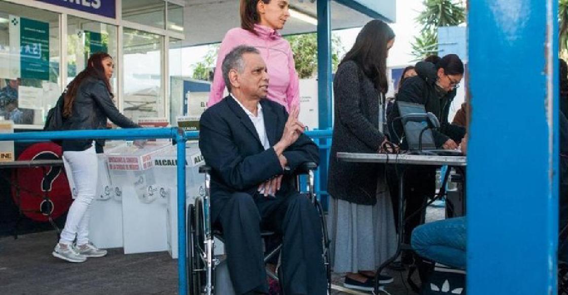 Fidel Herrera, ex gobernador de Veracruz, es hospitalizado en Ciudad de México