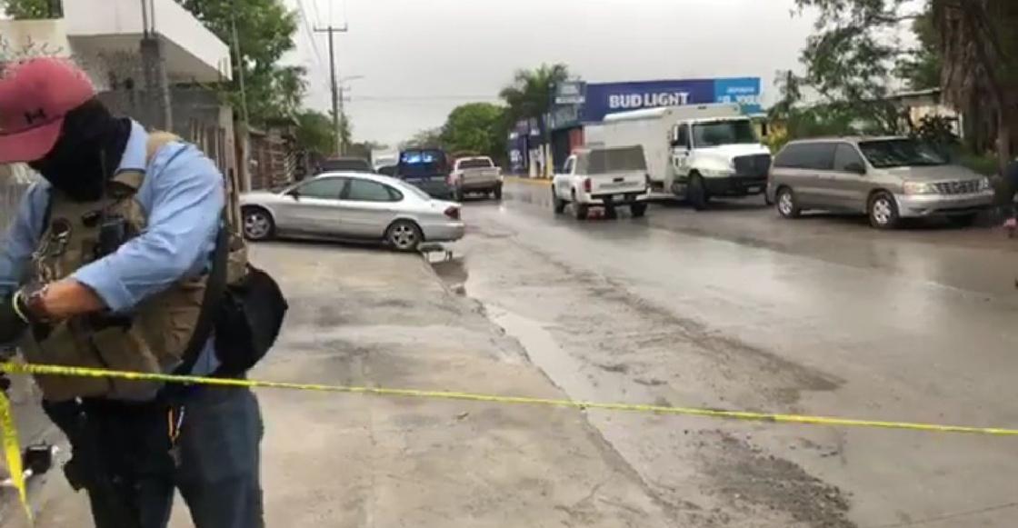 Masacre en Reynosa: Asesinan a siete empleados en un depósito de cerveza