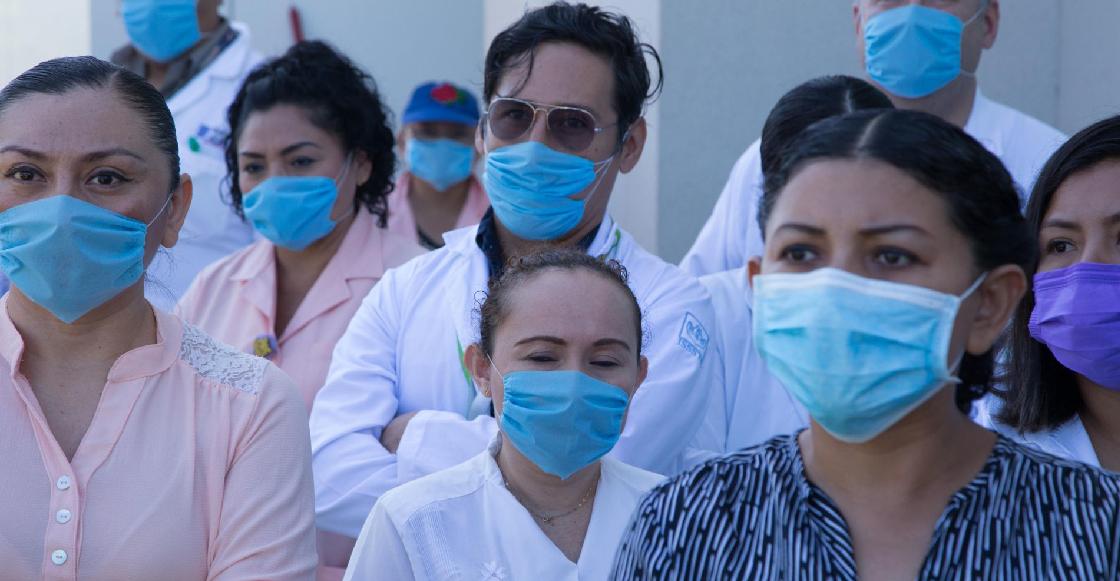Por coronavirus, SPF reforzará seguridad de personal médico en el ISSSTE
