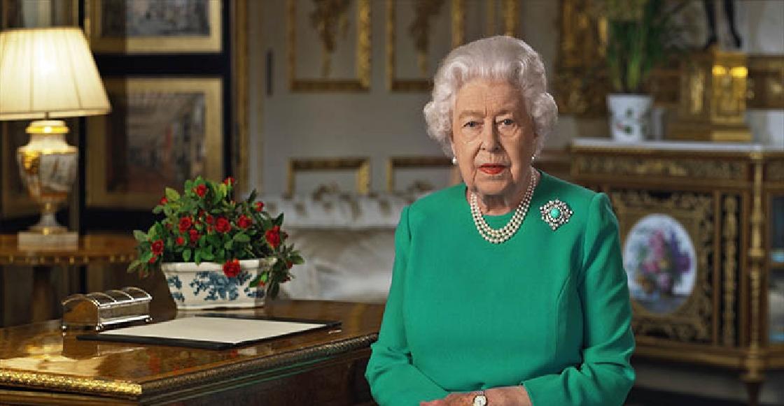 Reina Isabel II dirige mensaje de unidad para hacerle frente al coronavirus