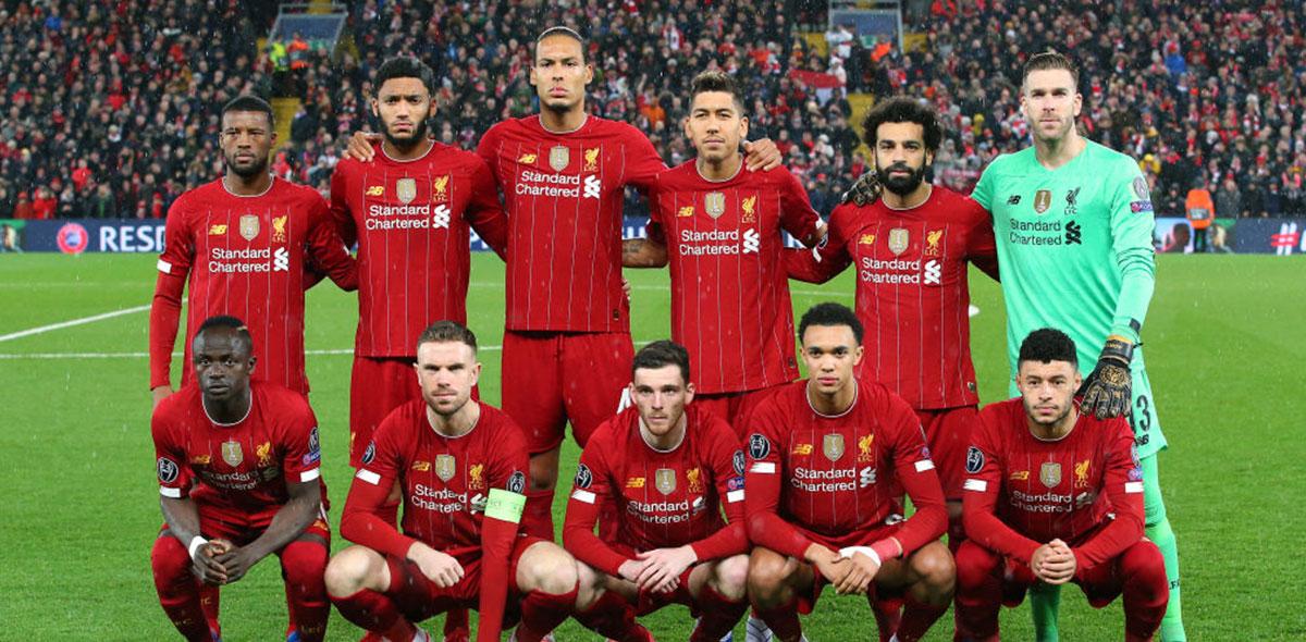"""Presidente de la UEFA """"no ve forma"""" de dejar al Liverpool sin el título de Premier League"""