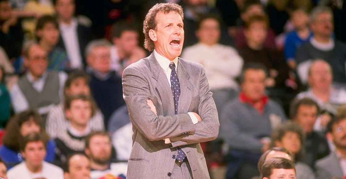 'The Last Dance': Doug Collins, el coach que cambió la mentalidad perdedora de los Bulls
