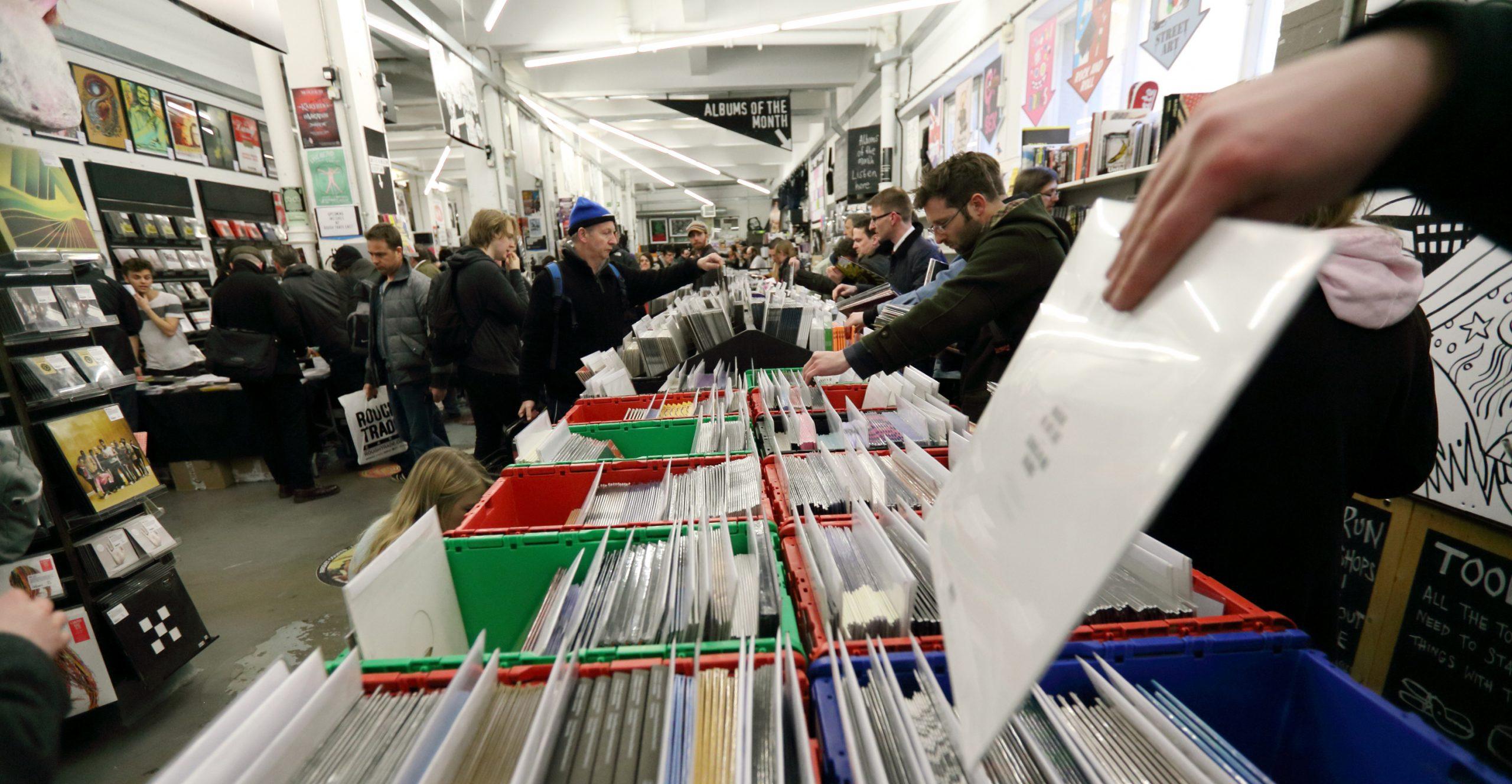 Record Store Day modifica su cronograma de lanzamientos por la pandemia