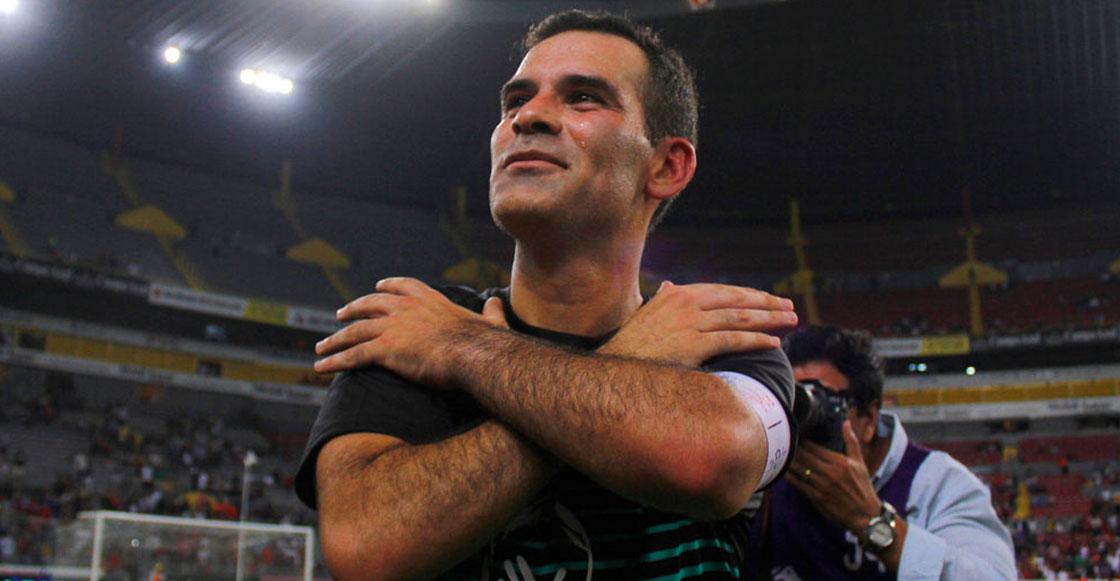 ¿Eres tú, Hugo Sánchez? Rafa Márquez quiere ser técnico del Barcelona