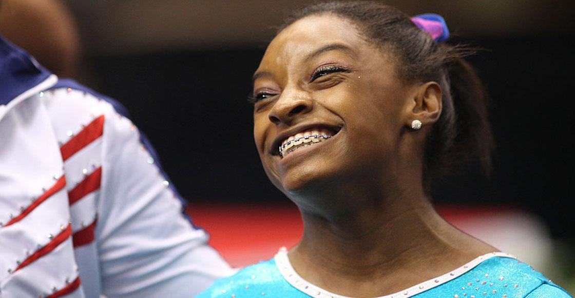 Ellas en el deporte: Simone Biles, la gimnasta que superó dos tragedias para conquistar el mundo