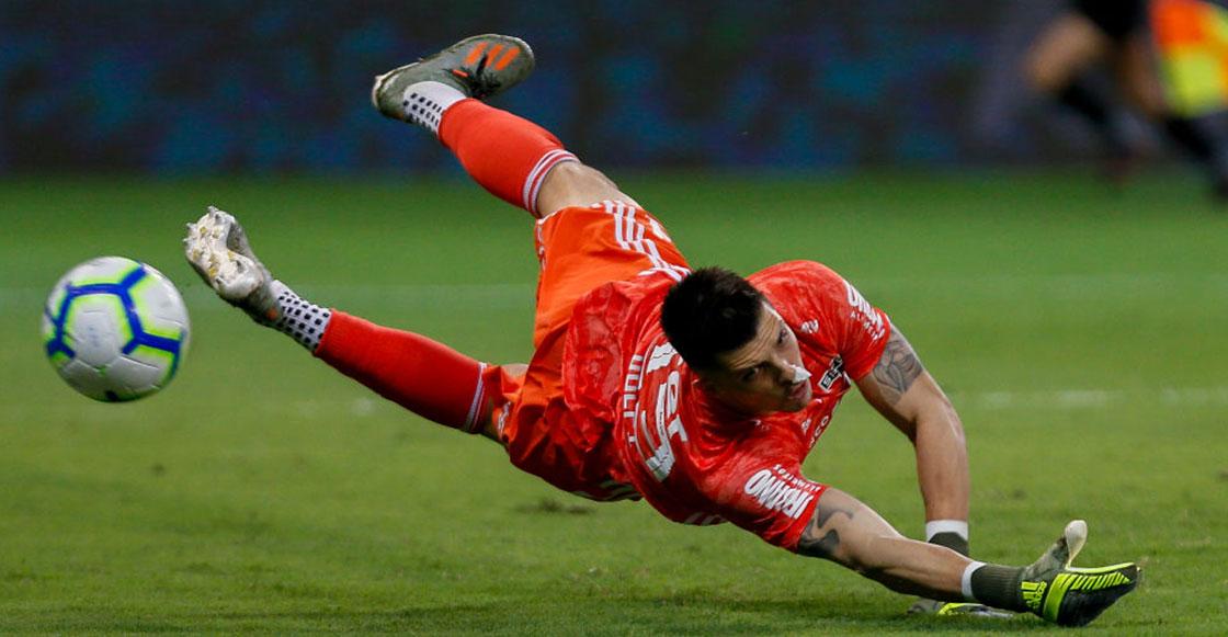 """Tiago Volpi aceptó que le """"hubiera encantado"""" jugar en el América"""