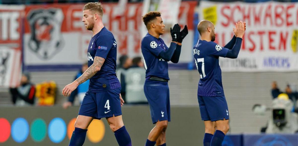 De vuelta: El plan con el que el Tottenham volvió a los entrenamientos