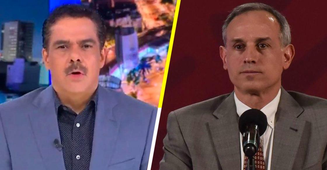 "Javier Alatorre pide ""ya no hacer caso"" a Hugo López-Gatell"