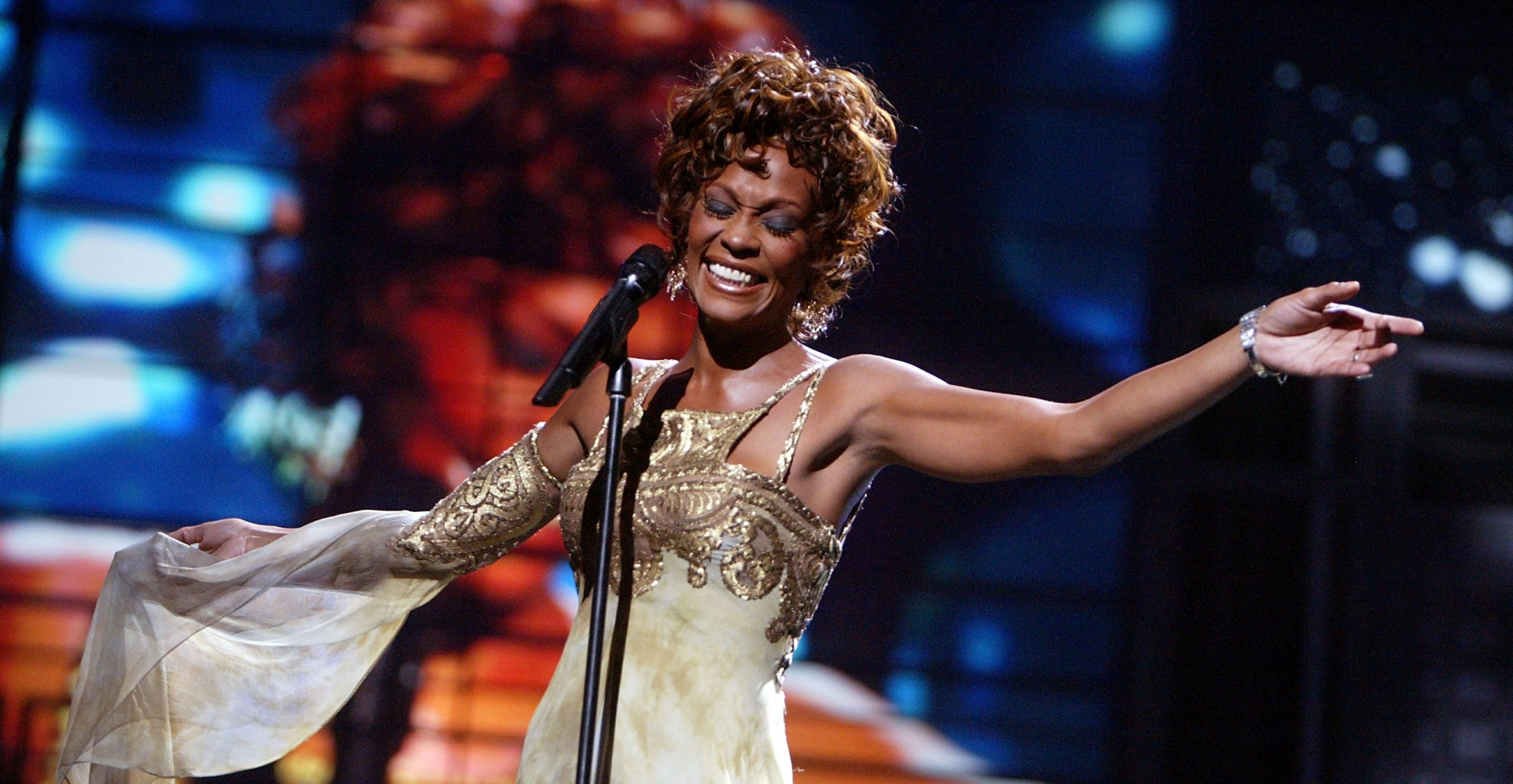 Whitney Houston biopic cine